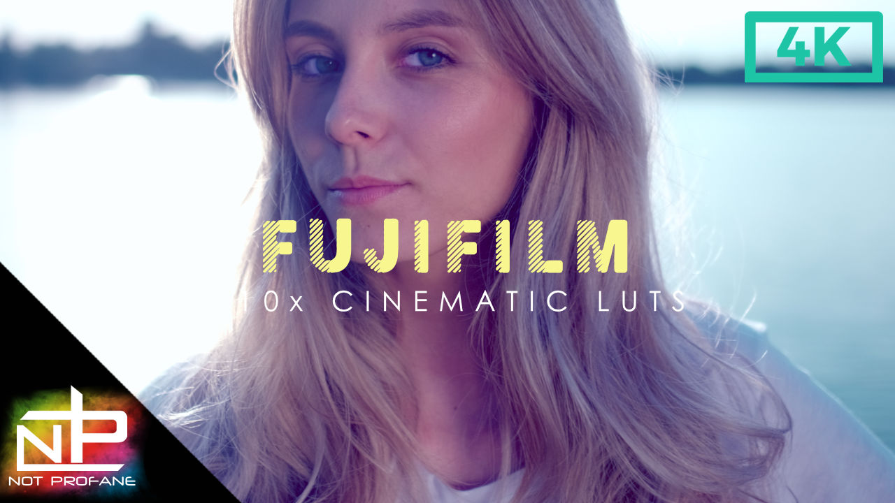 Best Cinematic Luts Fujifilm XT3 XT4